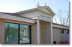 County Health Departments and WIC Centers: Southeast ...